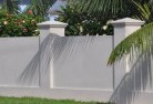 Myalla NSW Barrier wall fencing 1