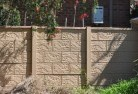 Myalla NSW Barrier wall fencing 3