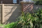 Myalla NSW Barrier wall fencing 4